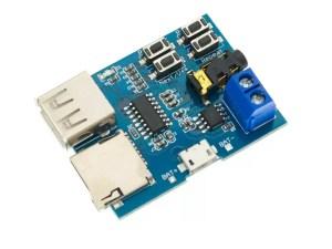 Udisk - Mp3 lejátszó modul