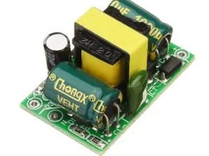 Mini AC-DC konverter
