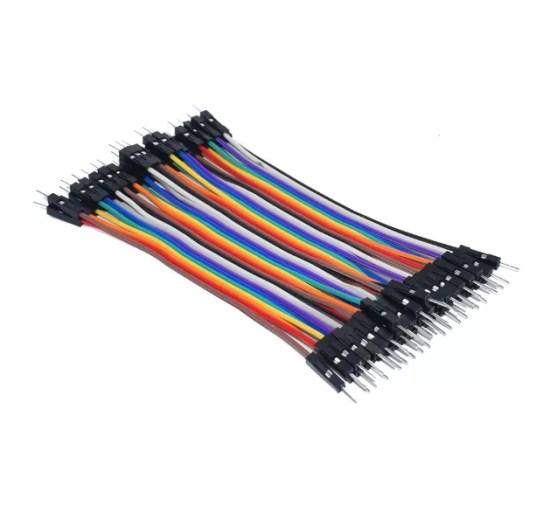 Dupont kábel 40 eres - Apa-apa 10 cm