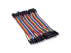 Dupont kábel 40 eres - Anya-apa 10 cm