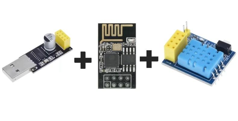 ESP-01S és DHT11 ThingSpeak - Eszközlista