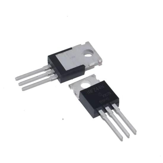 IRFZ44N- N csatornás MOSFET