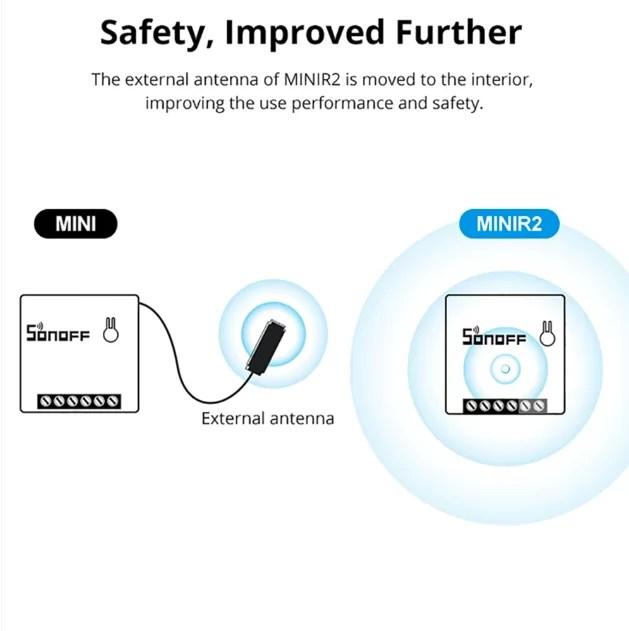 SONOFF Mini R2 - Wifi relé