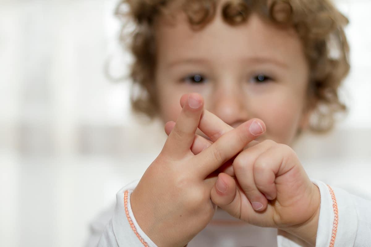 Langue des signes bébés ou LSB