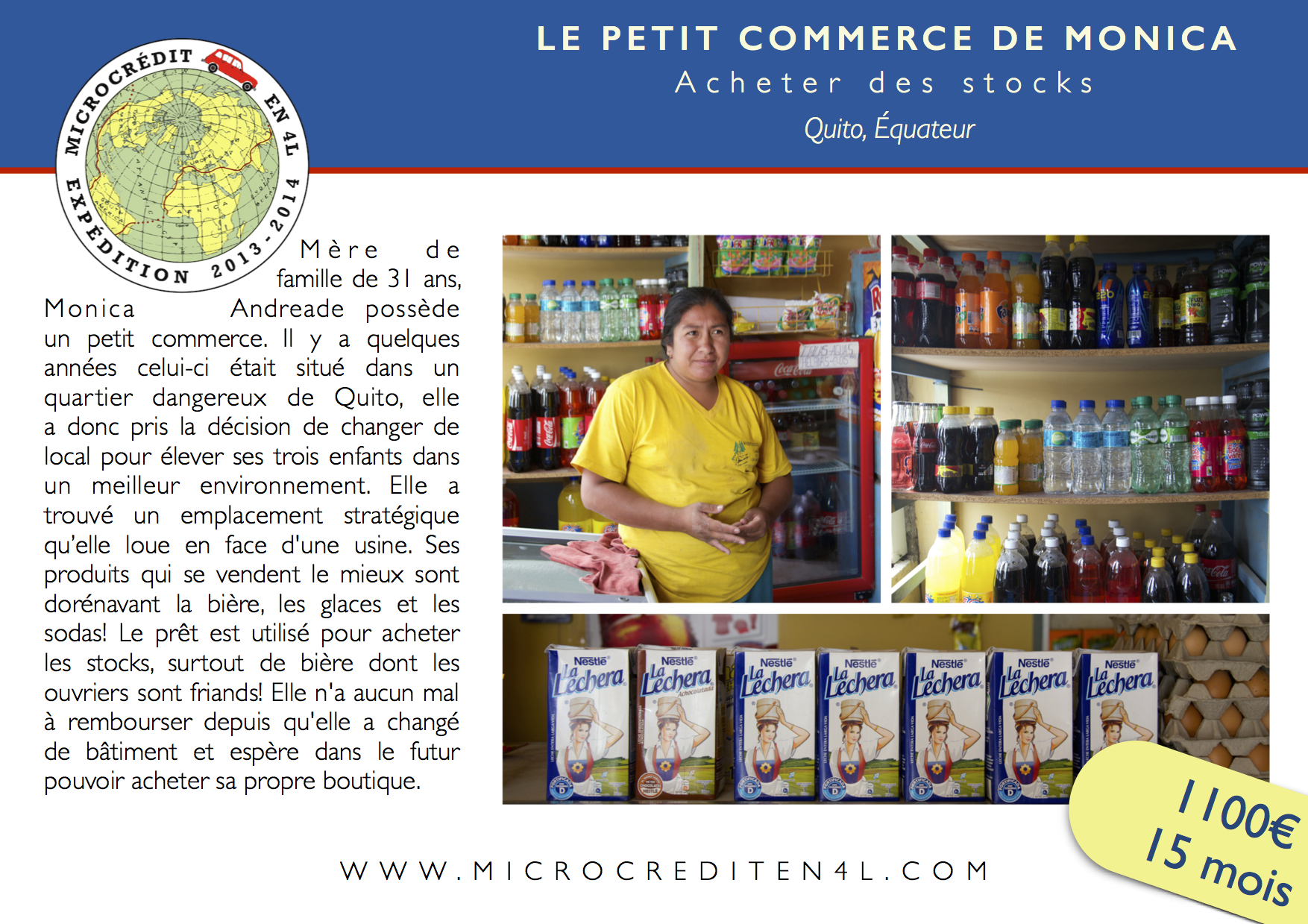 Le Petit Commerce de Monica