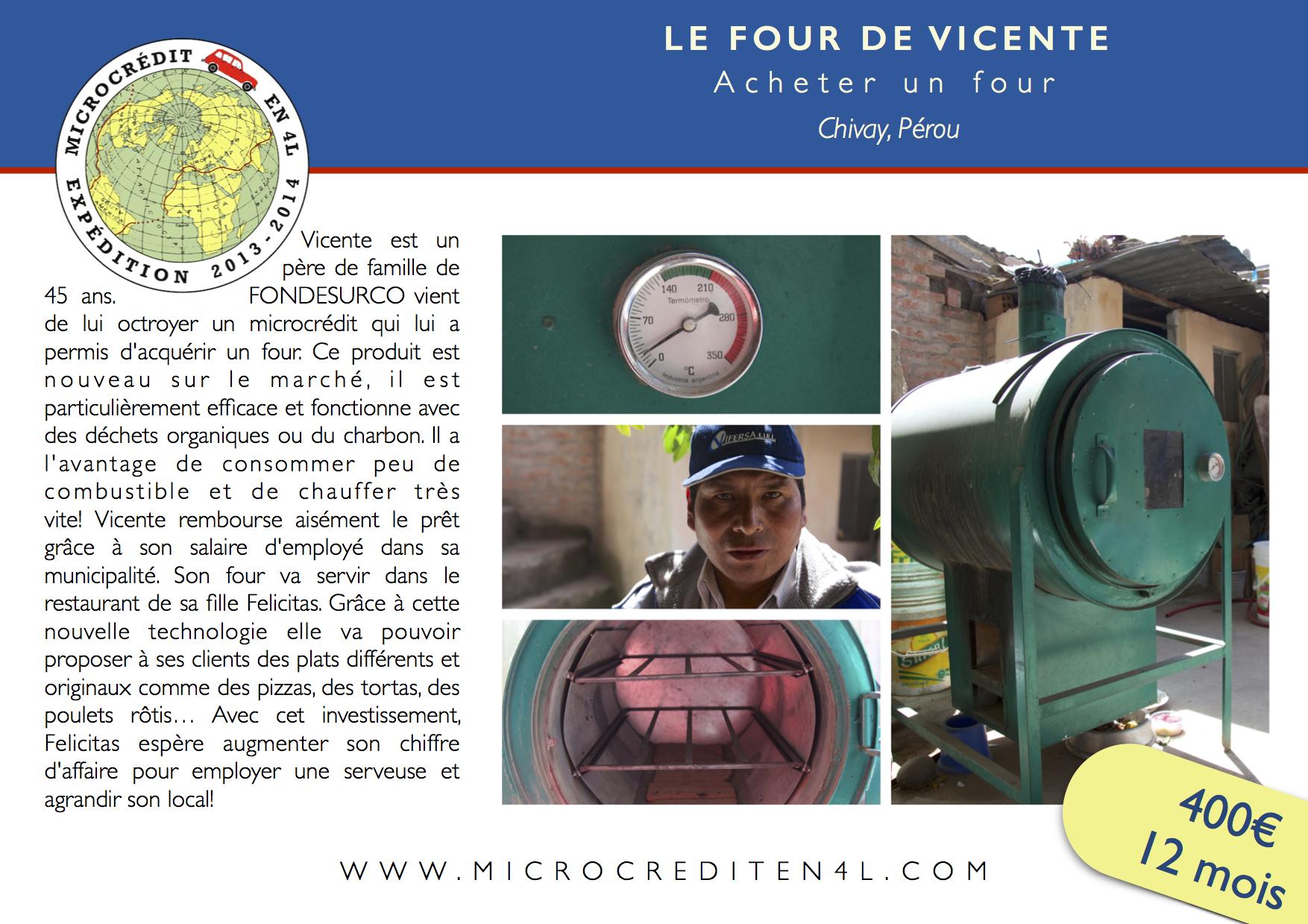 Le Four de Vicente