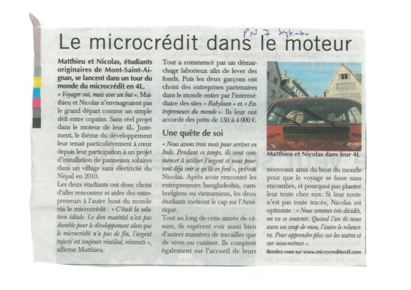 Article Paris-Normandie 07-09-13 JPEG