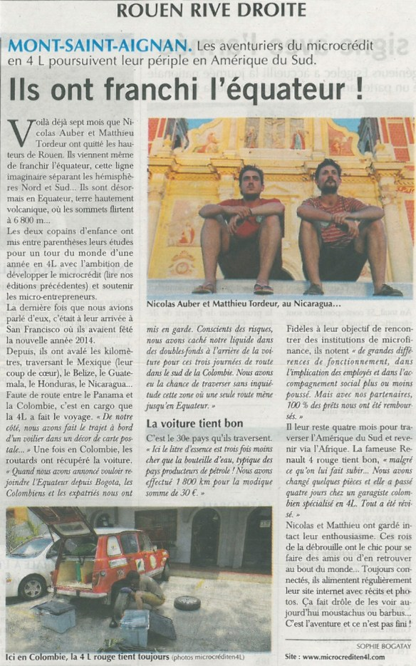 Article Paris-Normandie 23-04-14 JPEG
