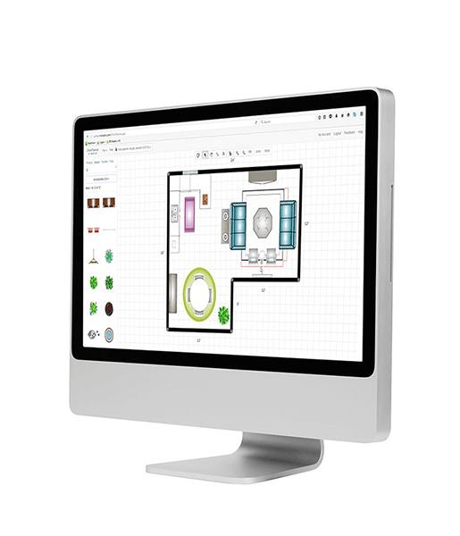 Product Visualization Platform  3D Room Planner  Digital