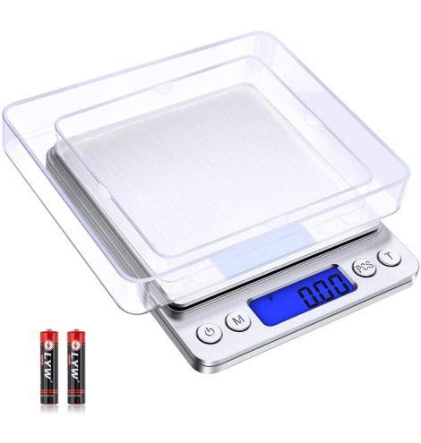 Microdose Magic truffles Scale
