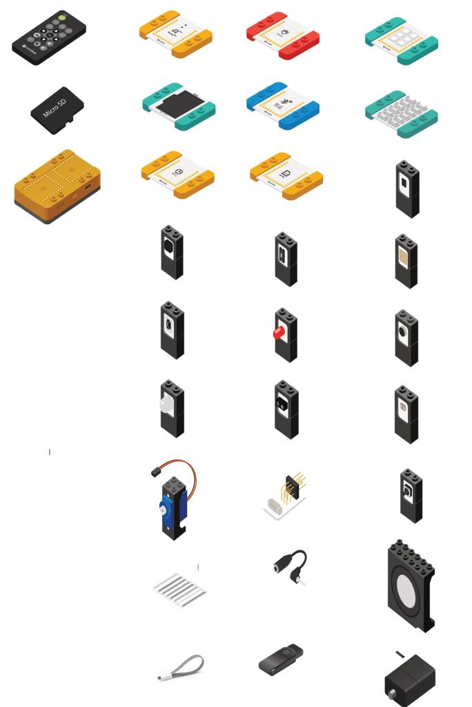 Microduino Advanced Kit - Microduino