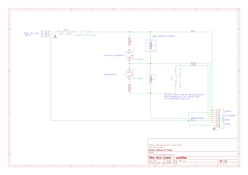 small resolution of the whole circuit can be easily assembled using readily available components and breakout boards the only part to be assembled is the safe switch sensor