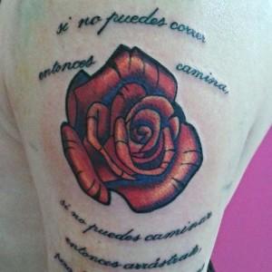 Tienes un tattoo que quieres cambiar o tapar... te hacemos un COVER