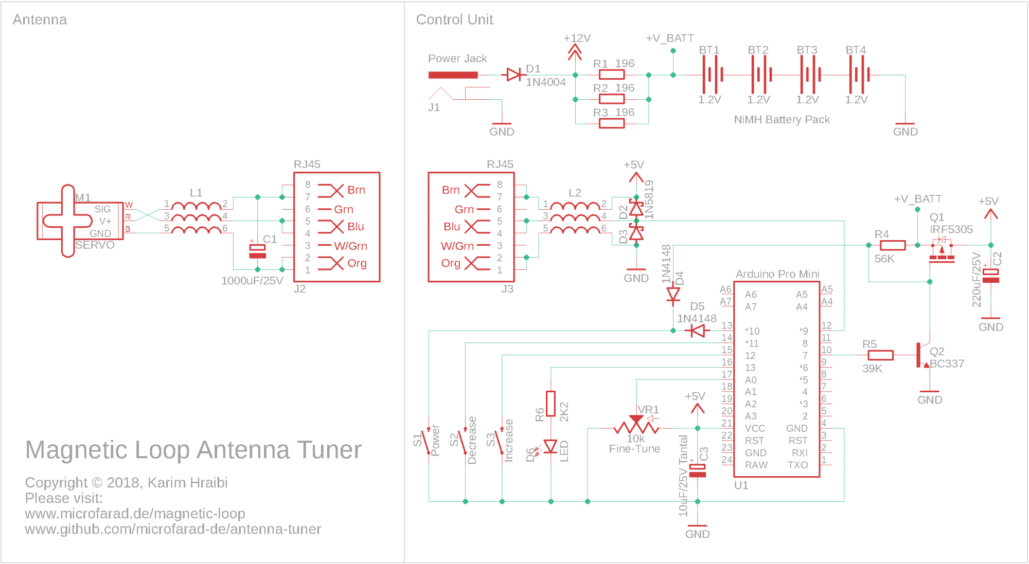 hight resolution of magnetic loop antenna tuner circuit diagram click to enlarge