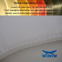 PU Microfiber Synthetic Leather for Couch