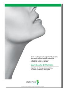 Brochure Ouvre-bouche de Morinière - FR