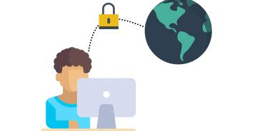 Conexión VPN en la Internet