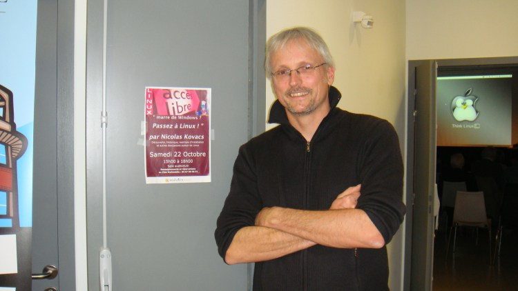2011 Conférence Linux Lunel