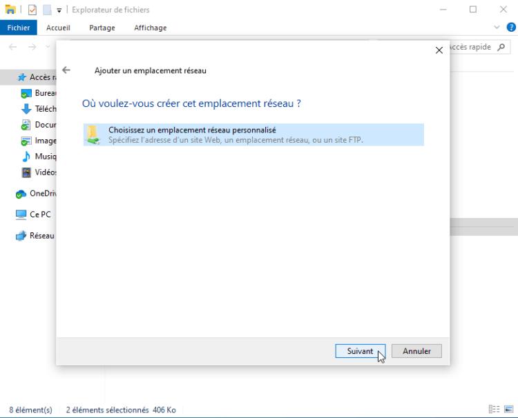 Windows 10 Client Samba