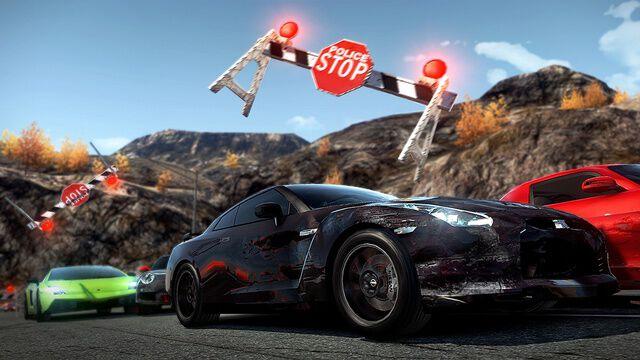 Need For Speed Hot Pursuit sur XBOX360, tous les jeux vidéo ...