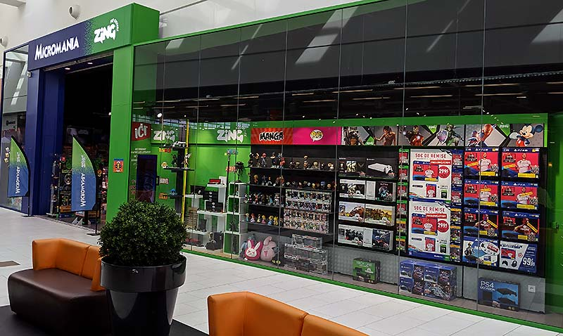 tarbes centre commercial leclerc