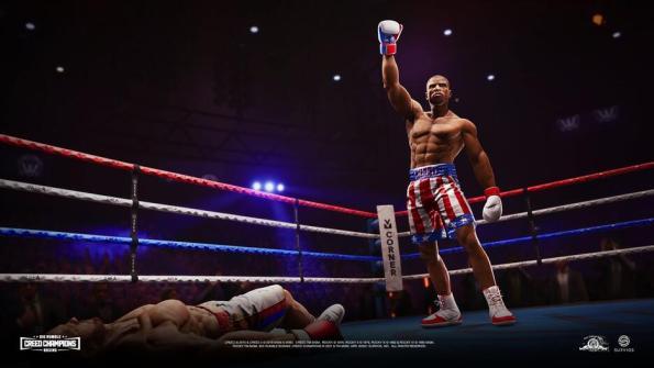 Big Rumble Boxing Creed Champions Dayone Edition sur SWITCH, tous les jeux vidéo SWITCH sont chez Micromania