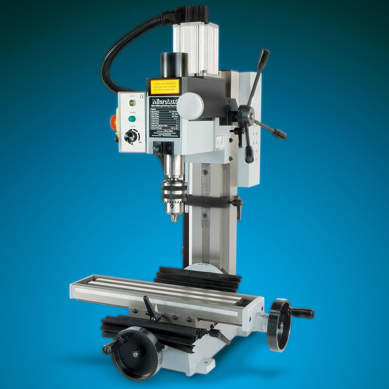 Mark 1 Drill Press Parts