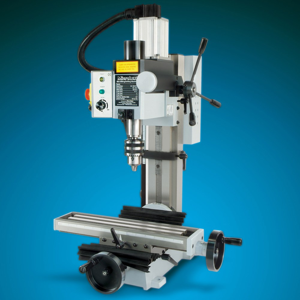 medium resolution of microlux high precision heavy duty r8 miniature milling machinemilling machine r8 500w