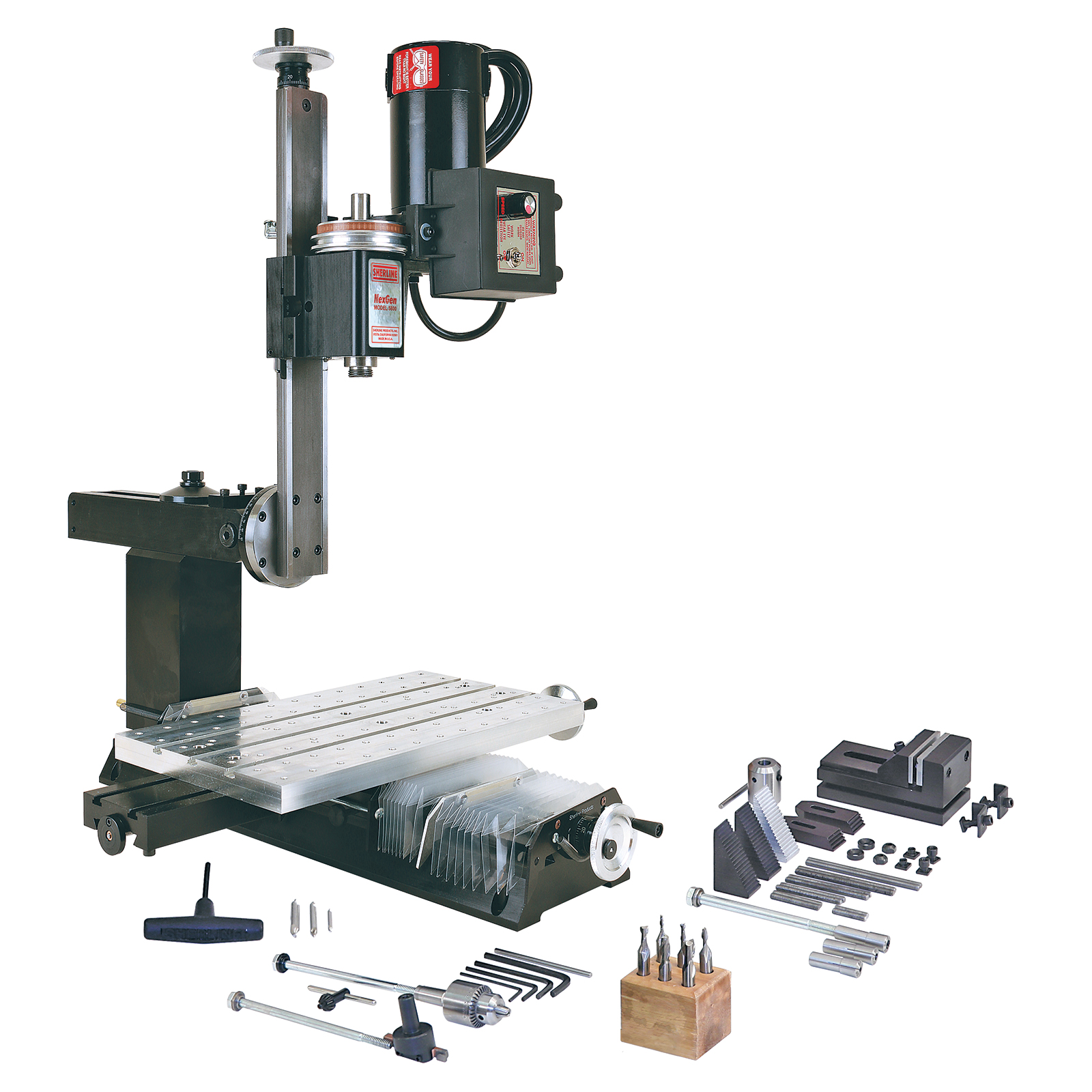 Milling Machine Tools Accessories