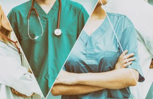 care coordination between multiple member of a healthcare team