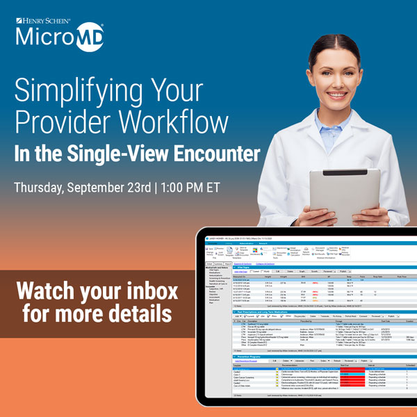 Simplify Your Provider Workflow. Watch Your Inbox for Details