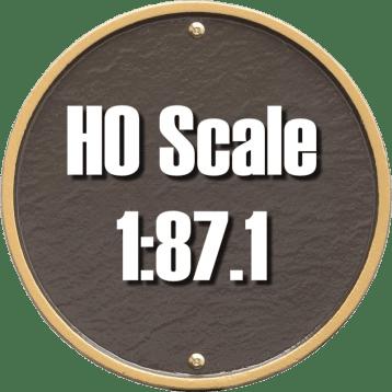 HO Scale (1:87.1)