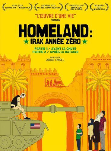 """Estrenos: """"Homeland (Iraq Year Zero)"""" y """"Los cuerpos dóciles"""""""