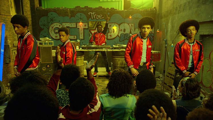 TV: «The Get Down» (Temporada 1 – Parte 1)
