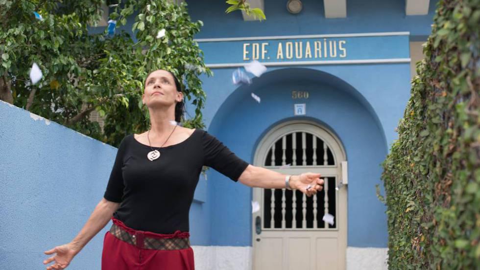 Estrenos: «Aquarius», de Kleber Mendonça Filho