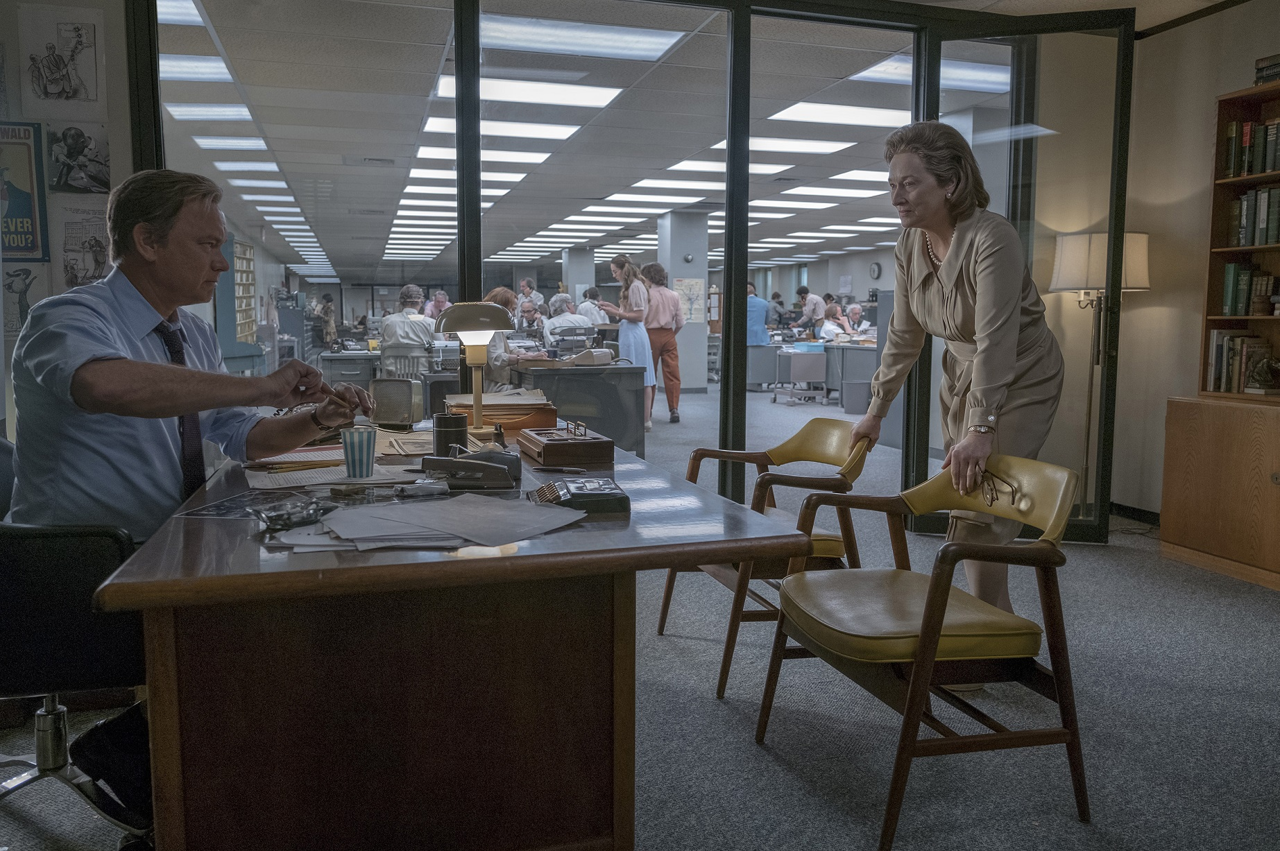 Estrenos: crítica de «The Post: los oscuros secretos del Pentágono», de Steven Spielberg
