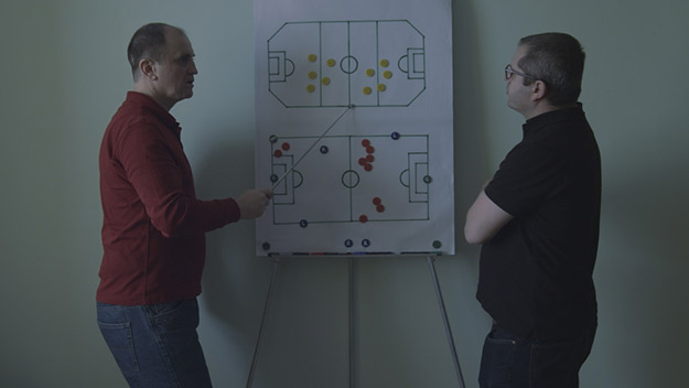 """Berlinale 2018: crítica de """"Fútbol infinito"""", de Corneliu Porumboiu"""