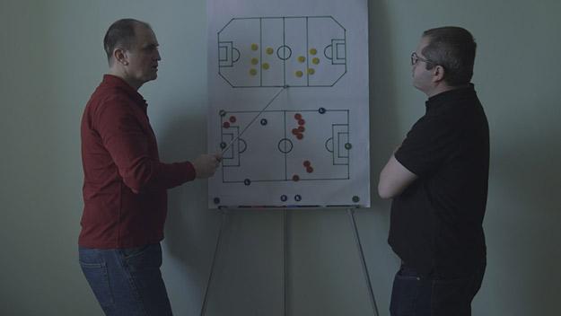 Berlinale 2018: crítica de «Fútbol infinito», de Corneliu Porumboiu