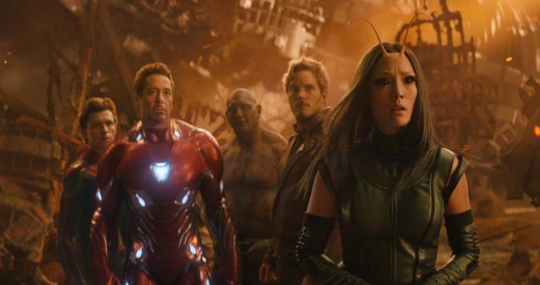 Estrenos: crítica de «Avengers: Infinity War», de Anthony y Joe Russo