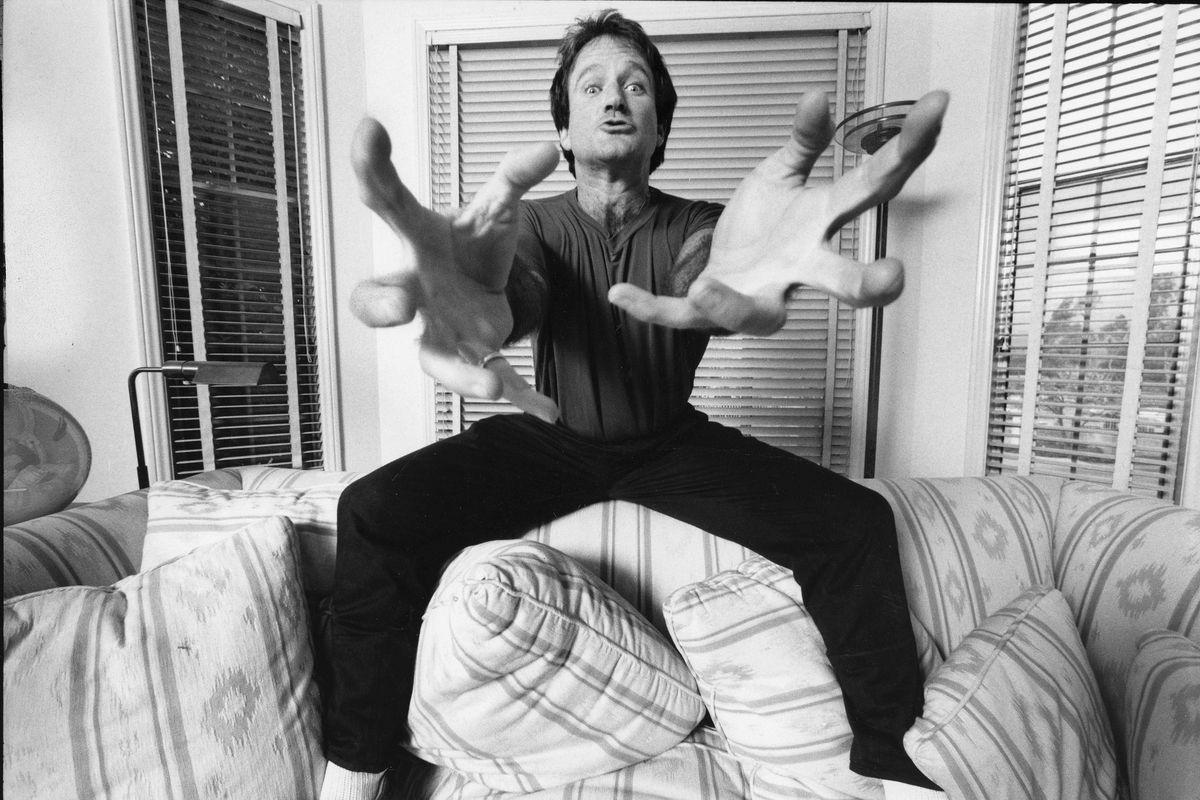 "TV: crítica de ""Robin Williams: Come Inside My Mind"", de Marina Zenovich"