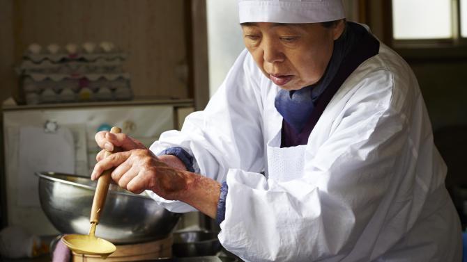 Estrenos: crítica de «Una pastelería en Tokio», de Naomi Kawase