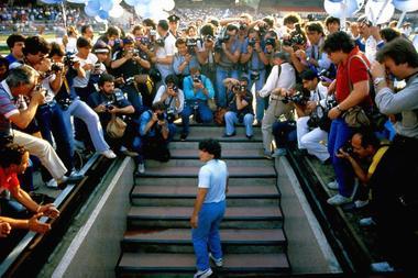 Cannes 2019: crítica de «Diego Maradona», de Asif Kapadia (Fuera de competencia)