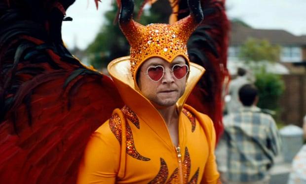 Cannes 2019: crítica de «Rocketman», de Dexter Fletcher