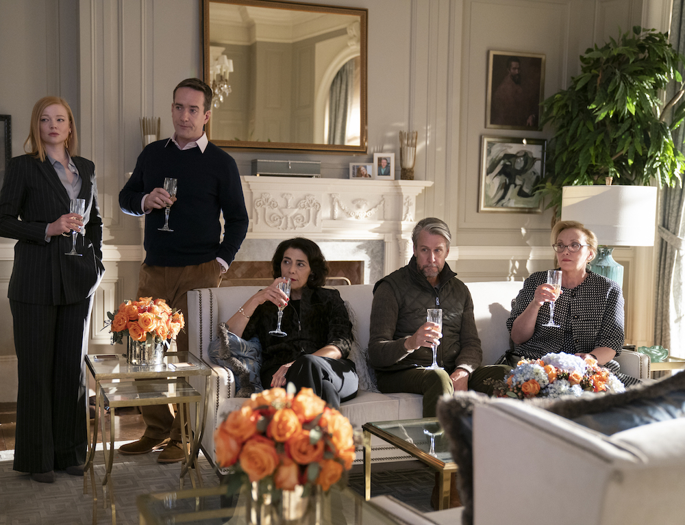 "Series: crítica de ""Succession"" (Temporada 2, Episodios 1-5)"