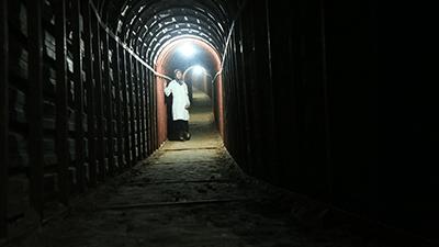 Estrenos: crítica de «The Cave», de Feras Fayyad