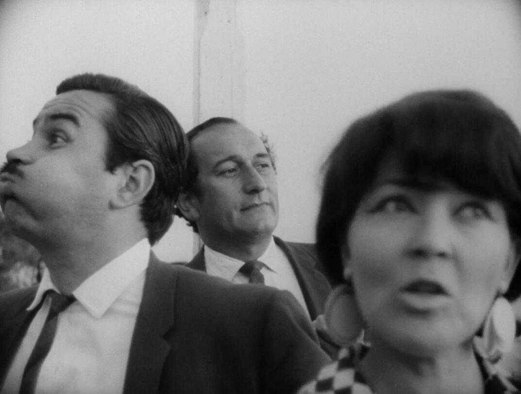 Clásicos: sobre «Tres tristes tigres», de Raúl Ruiz (Cinemateca Francesa)