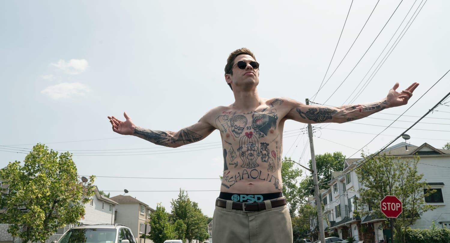 Estrenos online: crítica de «The King of Staten Island», de Judd Apatow