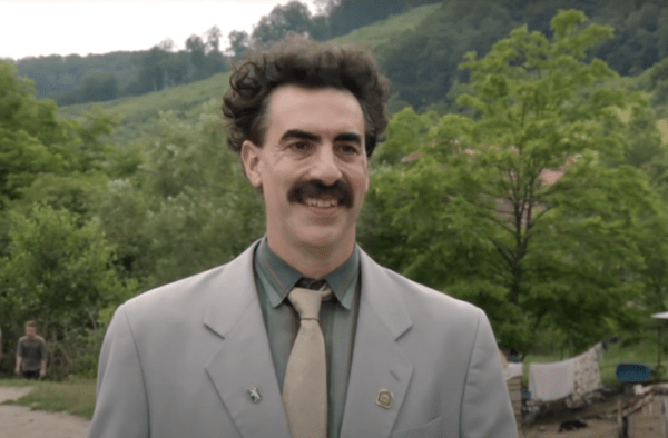Estrenos online: crítica de «Borat Subsequent Moviefilm: Delivery of Prodigious Bribe to American Regime for Make Benefit Once Glorious Nation of Kazakhstan», de Jason Woliner (Amazon Prime)
