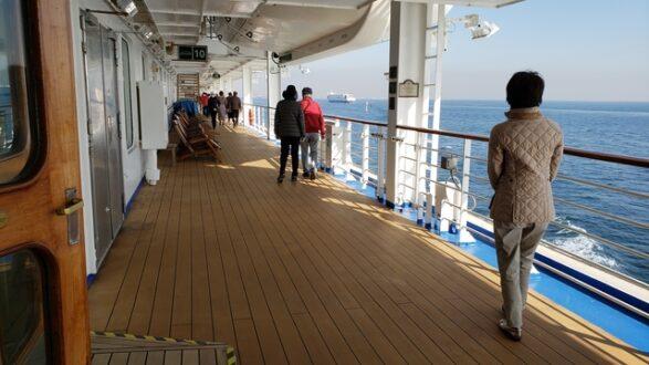 Estrenos online: crítica de «The Last Cruise», de Hannah Olson (HBO)