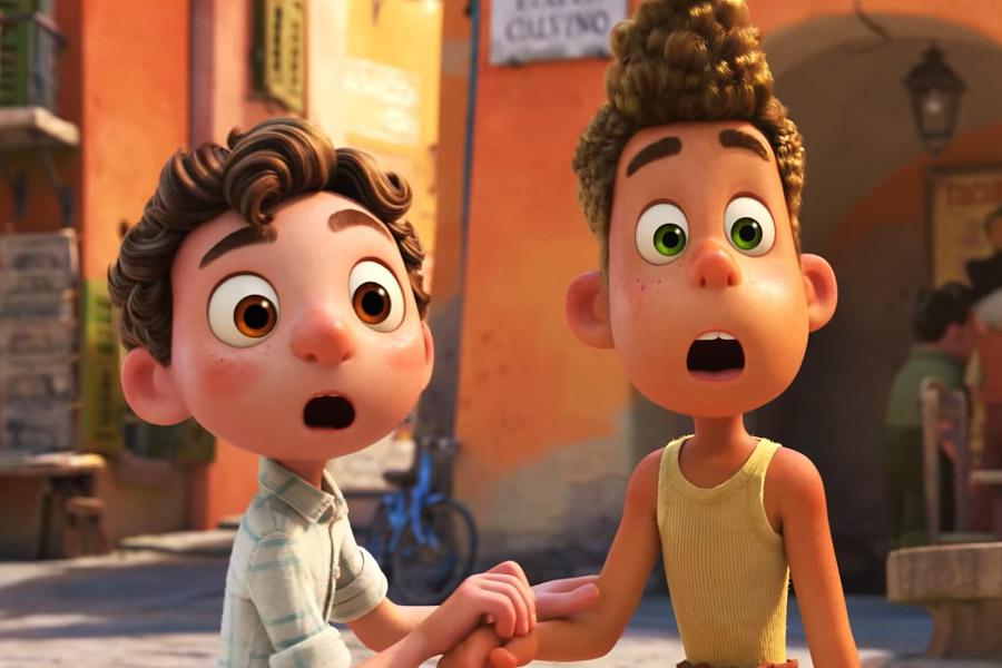 Estrenos online: crítica de «Luca», de Enrico Casarosa (Disney+)